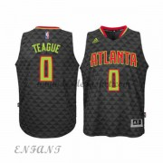 Maillot Basket Enfant Atlanta Hawks 2015-16 Jeff Teague 0# Road