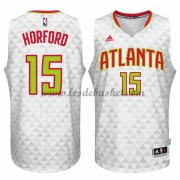 Maillot NBA Atlanta Hawks 2015-16 Al Horford 15# Home..