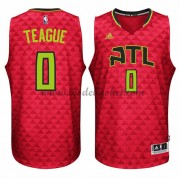 Maillot NBA Atlanta Hawks 2015-16 Jeff Teague 0# Alternate..