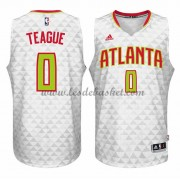 Maillot NBA Atlanta Hawks 2015-16 Jeff Teague 0# Home..