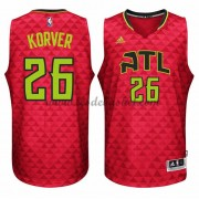 Maillot NBA Atlanta Hawks 2015-16 Kyle Korver 26# Alternate..