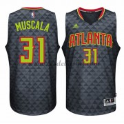 Maillot NBA Atlanta Hawks 2015-16 Mike Muscala 31# Road..