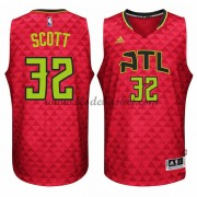 Maillot NBA Atlanta Hawks 2015-16 Mike Scott 32# Alternate..