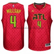 Maillot NBA Atlanta Hawks 2015-16 Paul Millsap 4# Alternate..