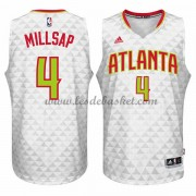 Maillot NBA Atlanta Hawks 2015-16 Paul Millsap 4# Home..
