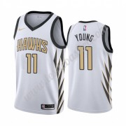 Maillot NBA Atlanta Hawks 2019-20 Trae Young 11# City Edition Swingman..