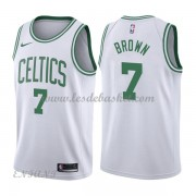 Maillot Basket Enfant Boston Celtics 2018 Jaylen Brown 7# Association Edition..