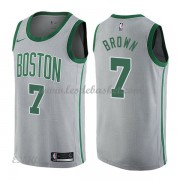 Maillot Basket Enfant Boston Celtics 2018 Jaylen Brown 7# City Edition..