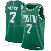 Maillot Basket Enfant Boston Celtics 2018 Jaylen Brown 7# Icon Edition..