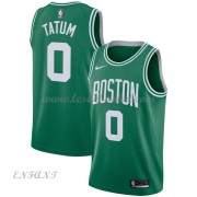 Maillot Basket Enfant Boston Celtics 2018 Jayson Tatum 0# Icon Edition..