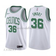 Maillot Basket Enfant Boston Celtics 2018 Marcus Smart 36# Association Edition..