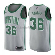 Maillot Basket Enfant Boston Celtics 2018 Marcus Smart 36# City Edition..