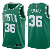Maillot Basket Enfant Boston Celtics 2018 Marcus Smart 36# Icon Edition..