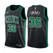 Maillot Basket Enfant Boston Celtics 2018 Marcus Smart 36# Statement Edition..
