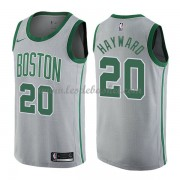 Maillot NBA Boston Celtics 2018 Gordon Hayward 20# City Edition..