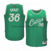 Maillot NBA Pas Cher Boston Celtics Homme 2015 Marcus Smart 36# Noël Basket..