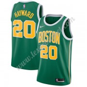 Maillot NBA Boston Celtics 2019-20 Gordon Hayward 20# Vert Earned Edition Swingman..