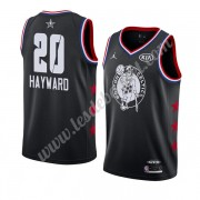 Maillot NBA Pas Cher Boston Celtics 2019 Gordon Hayward 20# Noir All Star Game Swingman..