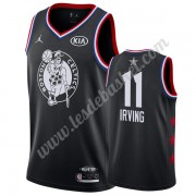 Maillot NBA Pas Cher Boston Celtics 2019 Kyrie Irving 11# Noir All Star Game Swingman..