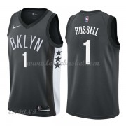 Maillot Basket Enfant Brooklyn Nets 2018 D'Angelo Russell 1# Statement Edition..