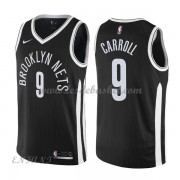 Maillot Basket Enfant Brooklyn Nets 2018 DeMarre Carroll 9# City Edition..