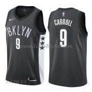 Maillot Basket Enfant Brooklyn Nets 2018 DeMarre Carroll 9# Statement Edition..