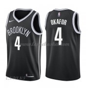 Maillot Basket Enfant Brooklyn Nets 2018 Jahlil Okafor 4# Icon Edition..