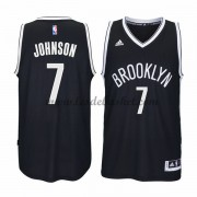 Maillot NBA Brooklyn Nets 2015-16 Joe Johnson 7# Road..