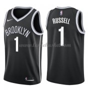Maillot NBA Brooklyn Nets 2018 D'Angelo Russell 1# Icon Edition..