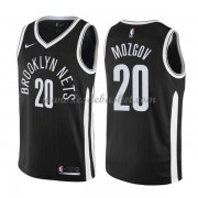 Maillot NBA Brooklyn Nets 2018 Timofey Mozgov 20# City Edition..
