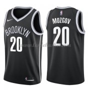 Maillot NBA Brooklyn Nets 2018 Timofey Mozgov 20# Icon Edition..