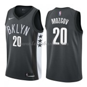 Maillot NBA Brooklyn Nets 2018 Timofey Mozgov 20# Statement Edition..
