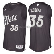 Maillot NBA Pas Cher Brooklyn Nets 2016 Trevor Booker 35# Noël Basket..