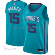 Maillot Basket Enfant Charlotte Hornets 2018 Kemba Walker 15# Icon Edition..