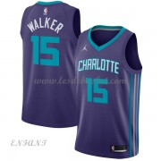 Maillot Basket Enfant Charlotte Hornets 2018 Kemba Walker 15# Statement Edition..