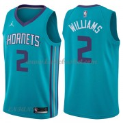 Maillot Basket Enfant Charlotte Hornets 2018 Marvin Williams 2# Icon Edition..