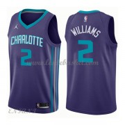 Maillot Basket Enfant Charlotte Hornets 2018 Marvin Williams 2# Statement Edition..