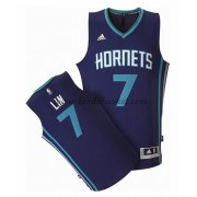 Maillot NBA Charlotte Hornets 2015-16 Jeremy Lin 7# Road..