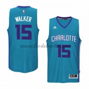 Maillot NBA Charlotte Hornets 2015-16 Kemba Walker 15# Alternate..