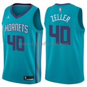 Maillot NBA Charlotte Hornets 2018 Cody Zeller 40# Icon Edition..
