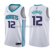 Maillot NBA Charlotte Hornets 2018 Dwight Howard 12# Association Edition..
