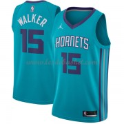 Maillot NBA Charlotte Hornets 2018 Kemba Walker 15# Icon Edition..