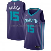 Maillot NBA Charlotte Hornets 2018 Kemba Walker 15# Statement Edition..