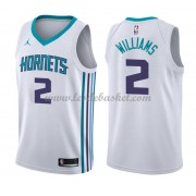 Maillot NBA Charlotte Hornets 2018 Marvin Williams 2# Association Edition..
