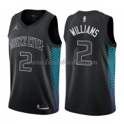 Maillot NBA Charlotte Hornets 2018 Marvin Williams 2# City Edition..