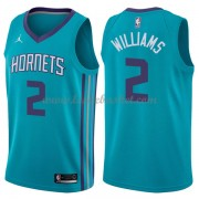 Maillot NBA Charlotte Hornets 2018 Marvin Williams 2# Icon Edition..