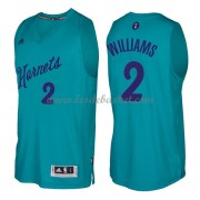 Maillot NBA Pas Cher Charlotte Hornets 2016 Marvin Williams 2# Noël Basket..