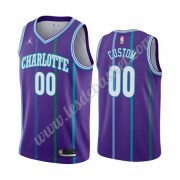 Maillot NBA Charlotte Hornets 2019-20 Violet Classics Edition Swingman..