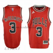 Maillot Basket Enfant Chicago Bulls 2015-16 Doug McDermott 3# Road..