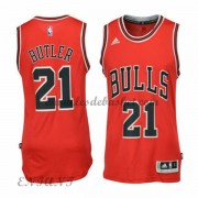 Maillot Basket NBA Chicago Bulls Enfant 2015-16 Jimmy Butler 21# Road..